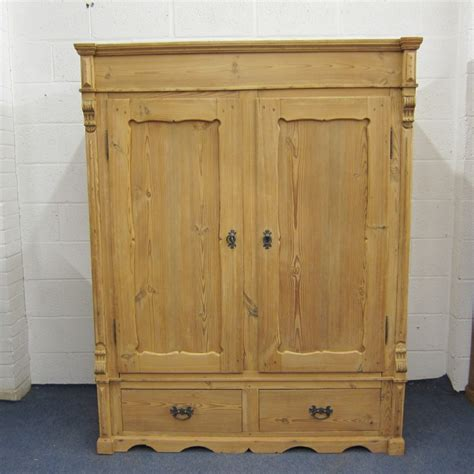 Antique Pine Wardrobe by Antique Pine Wardrobe Dismantles 324852
