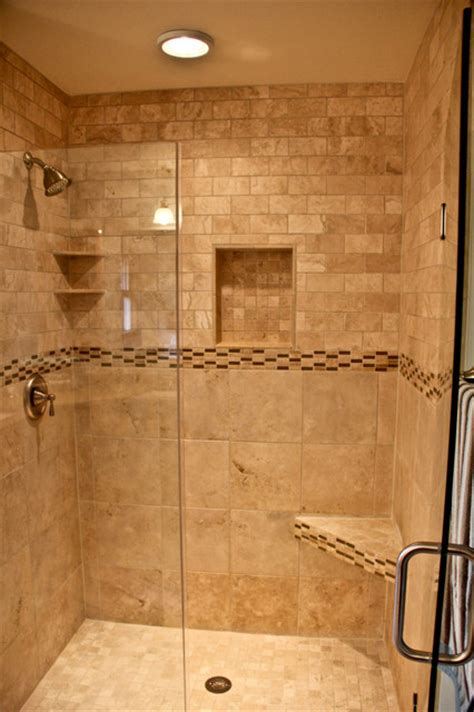 Walk In Bathroom Showers Walk In Shower Traditional Bathroom Other Metro By Kowalske Kitchen Bath