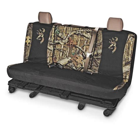 camo bench seat universal switch back camo bench seat cover 653101 seat