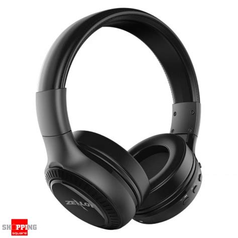Mgwireless Headset Bluetooth Headphone With Tf Mic Zealot T1310 zealot b19 wireless bluetooth headset headphone with digital display stereo mic supported tf