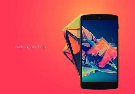paranoid android paranoid android redesigns halo with kitkat look and transparency