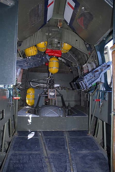 Air-and-Space.com: Collings Foundation Bombers at Santa ... B 24 Ball Turret