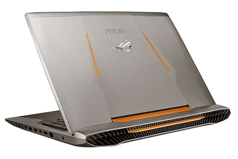 Asus Rog Laptop V S Rl S the rog laptop comes with a water cooler