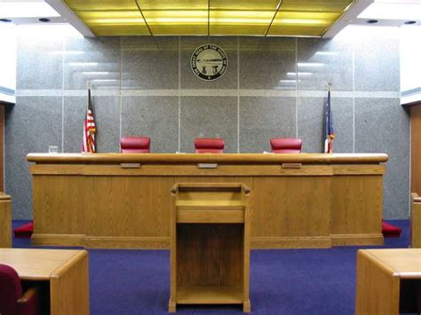 Court Rooms by Courtrooms Used By The Ninth District