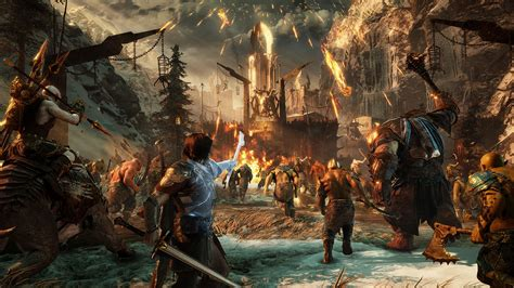 shadow wars the secret struggle for the middle east books middle earth shadow of war new story trailer showcases