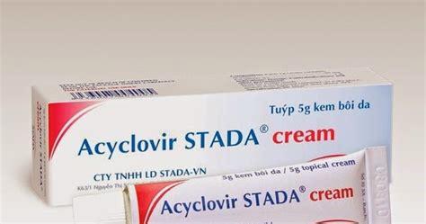 Obat Acyclovir Acyclovir Zat Antivirus Herpes Simpleks Informasi