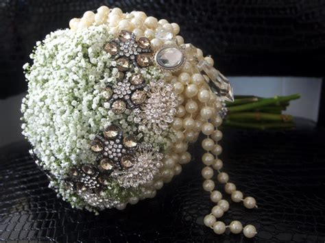 Wedding Bouquet Baby S Breath by Baby S Breath Bouquet Weddingbee