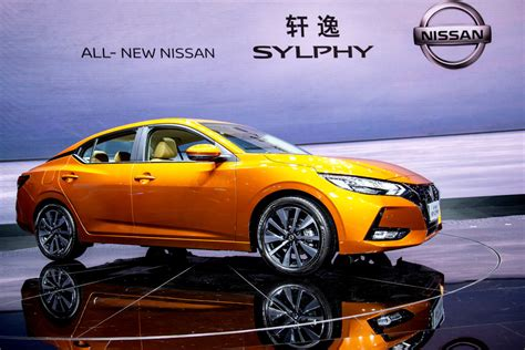 nissan sylphy 2020 2020 nissan sylphy program manager talks about design