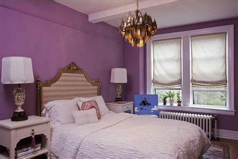 Purple And White Bedroom Ideas 19 Purple And White Bedroom Combination Ideas