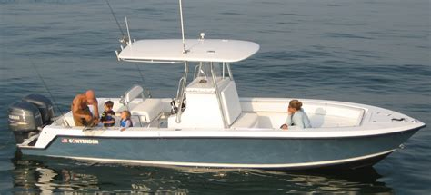 contender 28 sport boats for sale sport series boats contender luxury family fishing boats