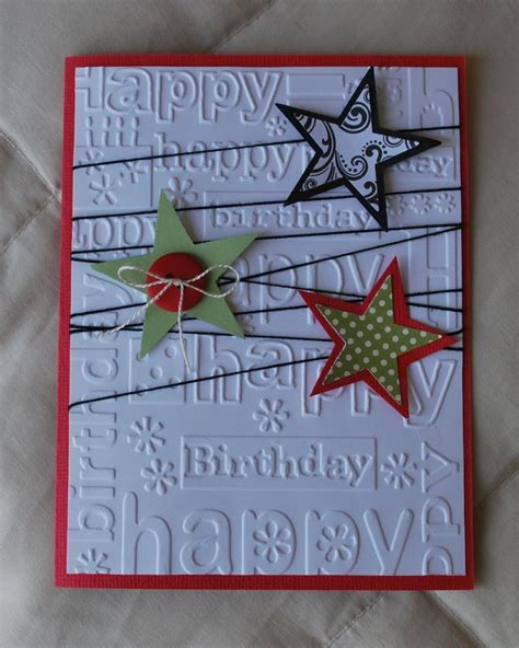 Handmade Mens Birthday Cards - handmade cards for birthday www imgkid the