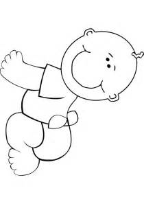 baby coloring pages baby coloring picture