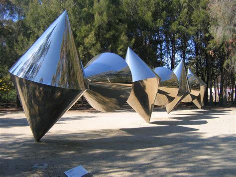 national gallery of sculpture garden file cones bert flugelman jpg wikimedia commons