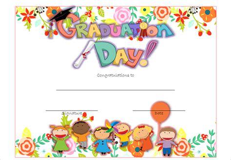 Pre Kindergarten Certificate Template 5 Best 10 Templates Pre K Graduation Diploma Template
