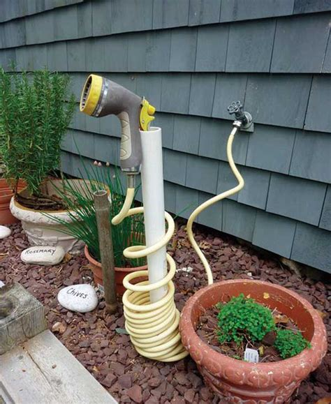 top 20 low cost diy gardening projects made with pvc pipes