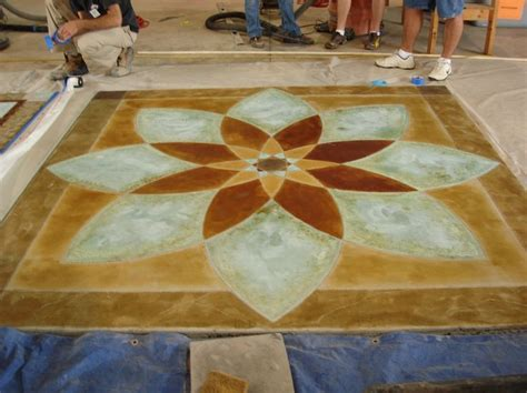 Best 25  Acid wash concrete ideas on Pinterest   Acid