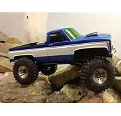 Scx10 Clodbuster Body  Rc Crawlers Trail Rigs Pinterest