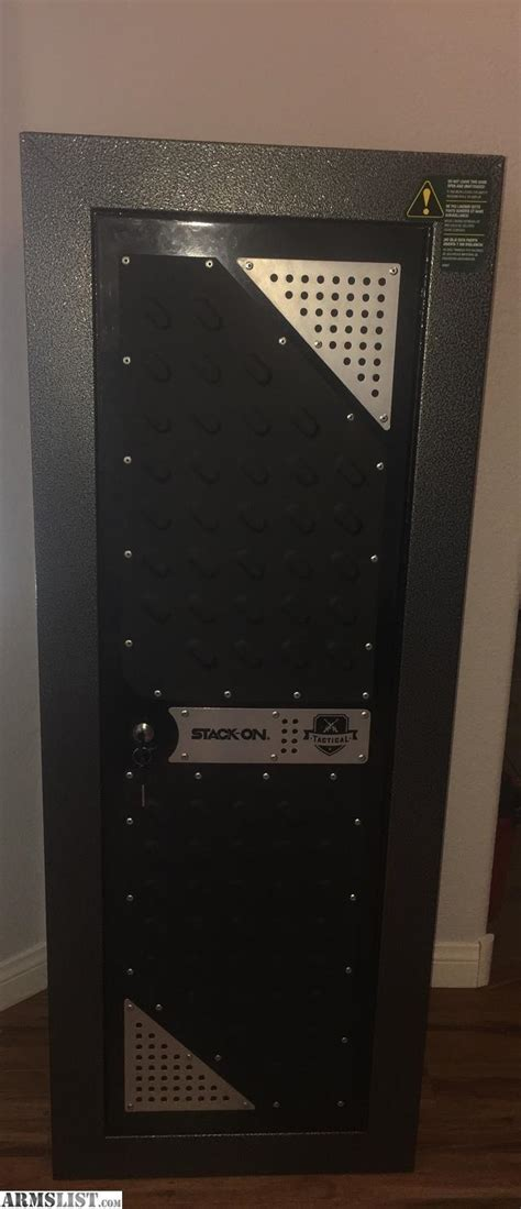 stack on tactical gun cabinet armslist for sale trade stack on tactical cabinet