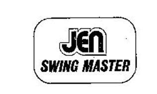 swing master jen swing master trademark of serial number 73121500