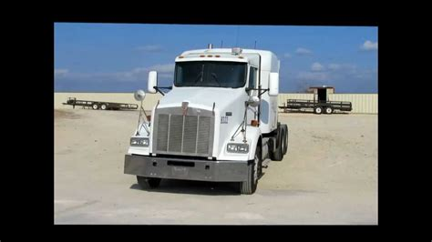2000 kenworth t800 for sale 2000 kenworth t800 semi truck for sale sold at auction