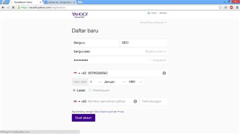 cara membuat yahoo id indonesia cara membuat email yahoo hot girls wallpaper