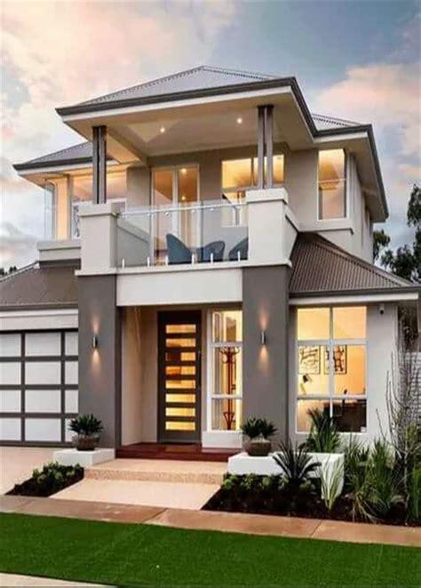 62 gambar rumah minimalis 2 lantai modern terindah dan elegan 3000 rumah minimalis berbagai