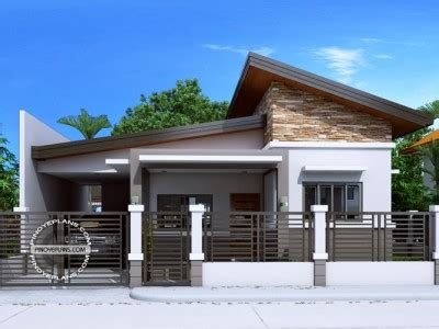 house design modern bungalow bungalow house plans pinoy eplans modern house designs