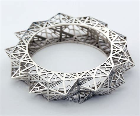 Architecture Design Jewelry Fathom Form Jewelry Design Milk