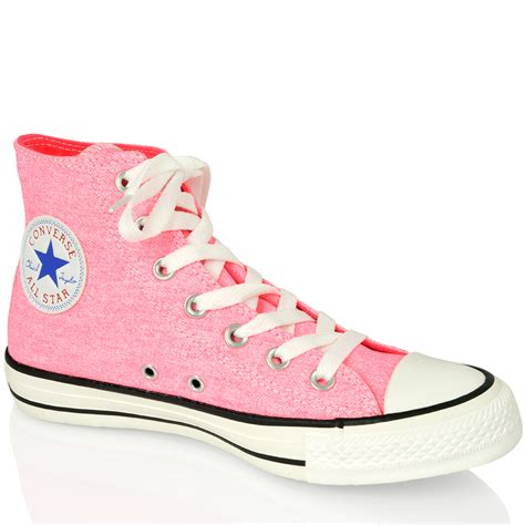 how to bar lace high top converse converse all star chuck taylor mens womens bright canvas