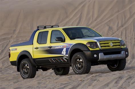 suzuki truck equator suzuki equator crew cab specs 2009 2010 2011 2012