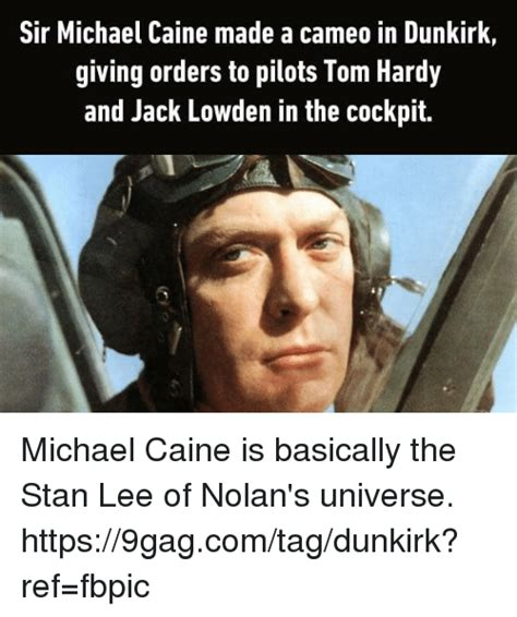 michael caine dunkirk sir michael caine made a cameo in dunkirk giving orders to
