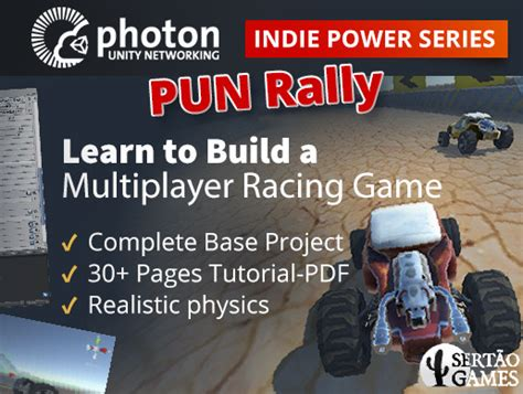 unity tutorial multiplayer game photon rally tutorial asset store