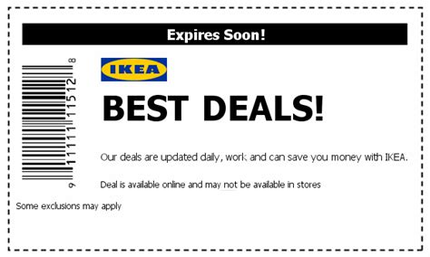 ikea coupon codes save w 2015 coupons amp coupon codes