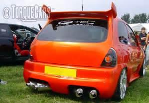 Opel Kilkenny Tuning The Vauxhall Corsa