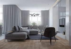 meubles et d 233 cor couleur gris dans 5 appartements modernes