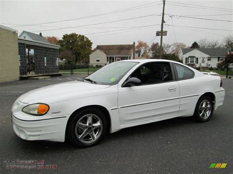 Pontiac Grand Am Gt 2002 by 2002 Pontiac Grand Am Gt Coupe In Arctic White 261208