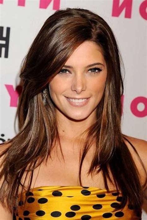 how to chnageyour hairstyle from a fringe 15 ideas of long hairstyles side fringe