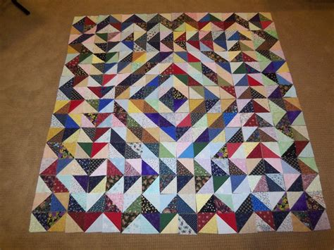 quilt pattern using half square triangles 511 best images about half square triangle quilts on