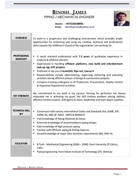 mechanical piping engineer resume resume ideas