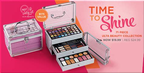 ulta collection ulta beauty ulta 175 value collections only 15 99 shipped today