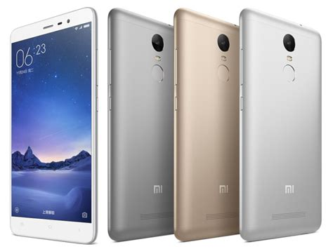 Baterai Xiaomi Redmi 3 xiaomi redmi note 3 launched specifications features