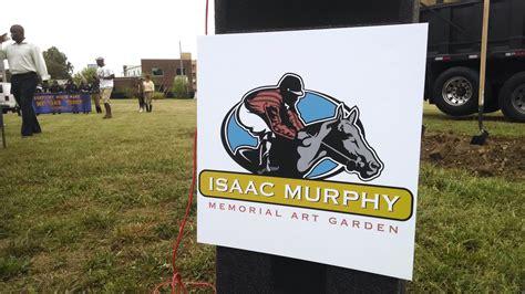 isaac murphy memorial garden groundbreaking for isaac murphy memorial garden