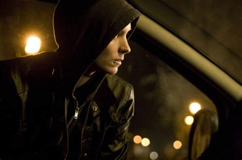 girl with the dragon tattoo movie swedish the essential the with the 2011