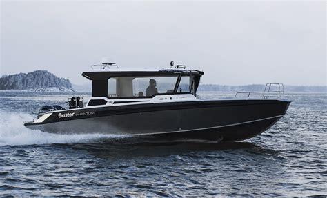 aluminium boat buster phantom cabin