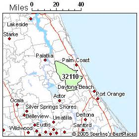 bunnell florida map best place to live in bunnell zip 32110 florida