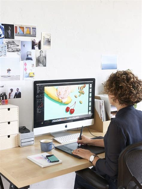 best 25 graphic design workspace ideas on
