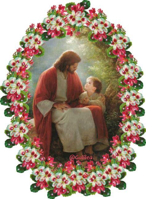 coleccion de gifs imagenes animadas de jesus  los ninos