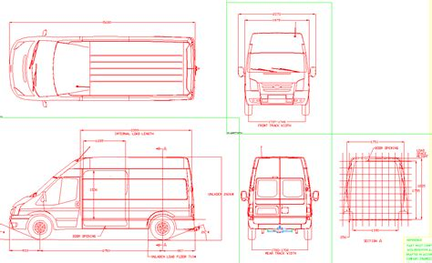 ford transit dimensions picture car interior design