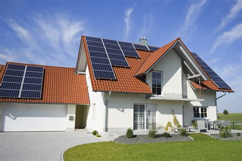 picture of a house what homebuyers should about solar panels saving budget us news