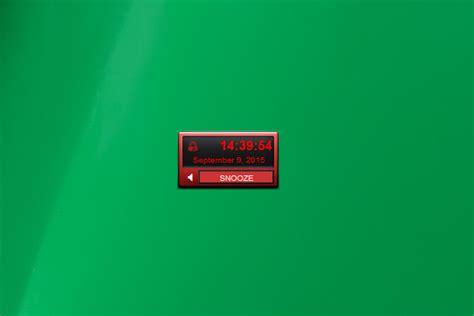 digital alarm clock windows  gadget wingadgets